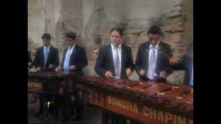 Marimba Sonora Chapina  - Clavel En Boton