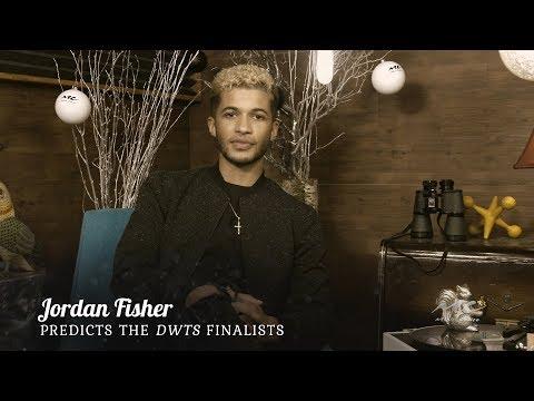 Jordan Fisher Predicts DWTS Finalists