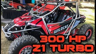8. MLS Powersports 300HP Z1 Turbo Wildcat
