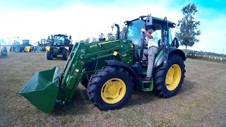 Video John Deere 5r (Test Drive) MP3, 3GP, MP4, WEBM, AVI, FLV November 2017
