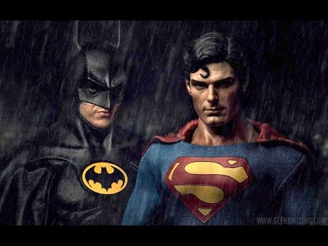 AMC Mail Bag – Would A Keaton/Reeve SUPERMAN VS BATMAN Movie Have Worked?