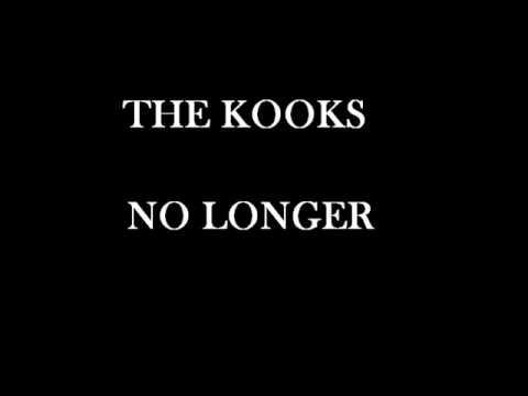 Tekst piosenki The Kooks - No Longer po polsku