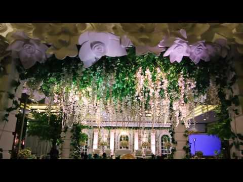 White Pearl Decoration @Balai Kartini