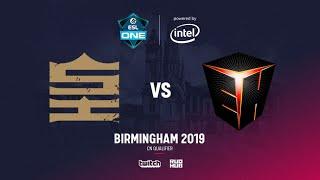 Royal vs EHOME, ESL Birmingam CN Quals, bo3, game 1 [Mila & Inmate]