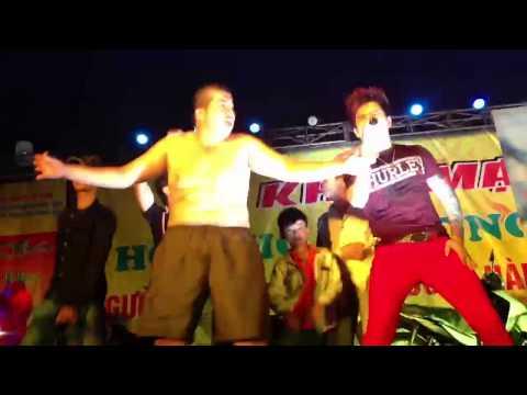 Thanh niên cứng Móng Cái nhảy cực bốc cùng Lâm Chấn Huy