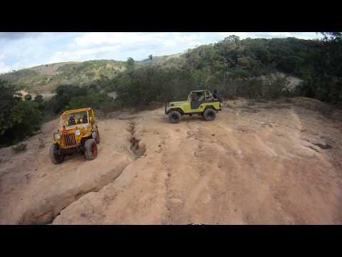Trilha de jeep em Bananeiras Parte08 15 12 2012