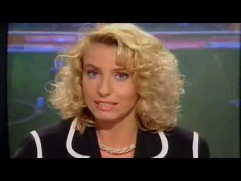 DOMENICA SPRINT - MEGAGOL - SPONSOR SEGA -RAI 1992