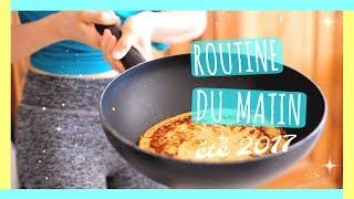 Video ROUTINE DU MATIN | ÉTÉ 2017 [Morning Routine (Français)] - Claire MP3, 3GP, MP4, WEBM, AVI, FLV November 2017