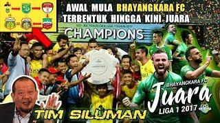 Video Seluk Beluk Nama Bhayangkara FC Hingga Kini Juara Liga 1 2017 MP3, 3GP, MP4, WEBM, AVI, FLV November 2017