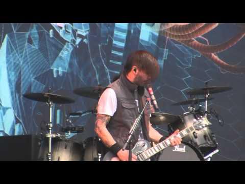"""Papa Roach LIVE Lifeline : Dessel, BE : """"Graspop"""" : 2013-06-28 : FULL HD, 1080p"""