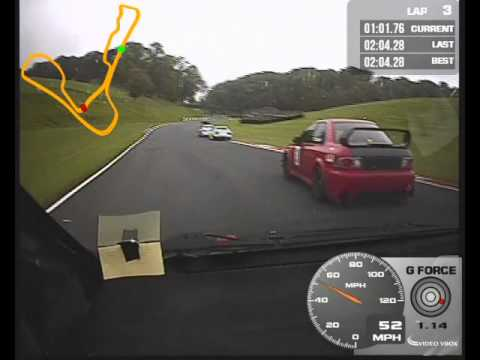 VIDEO: Marc Kemp's KW-equipped EP3 @ Cadwell Park