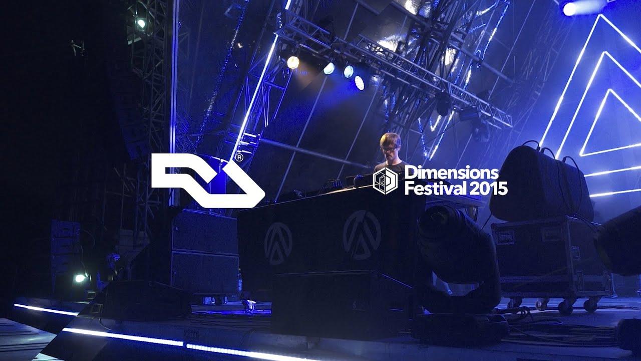 Surgeon - Live @ Dimensions Festival 2015