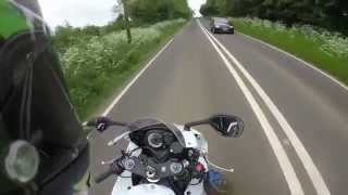 4. SUZUKI GSXR 600 first ride/review