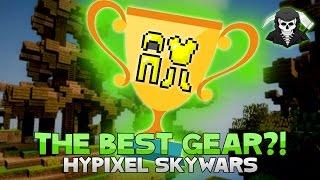 WINNING EVERY MAP + BEST GEAR IN THE GAME?! ( Hypixel Skywars )