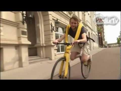 Γερμανοί δημιούργησαν ποδήλατο χωρίς πετάλια και σέλα