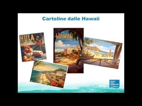Video HAWAII Con la Pride of America  4 principali isole