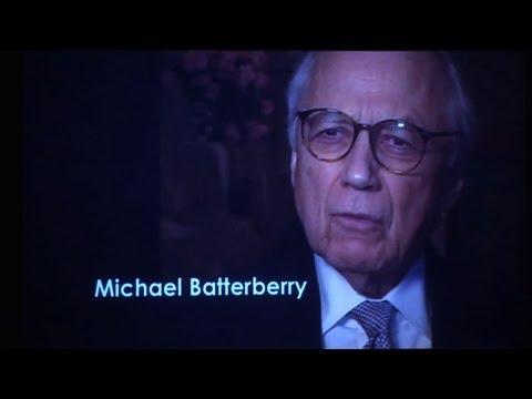 Kulinarische Leuchten: Michael Batterberry | The New School for Public Engagement