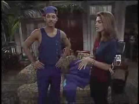MTV's House Of Style: Ep. 6 |  Cindy At Fresh Prince of Bel-Air set With Will Smith
