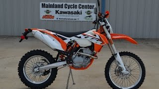 10. $9,999:  2015 KTM 350 EXC-F Dual Sport Overview and Review