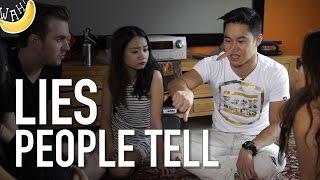 Video Lies People Tell MP3, 3GP, MP4, WEBM, AVI, FLV April 2019