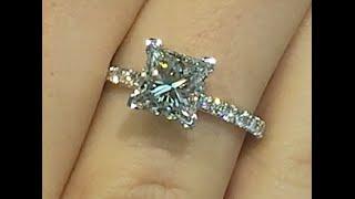 Nonton 2 00 Carat Princess Cut Diamond Engagement Ring Film Subtitle Indonesia Streaming Movie Download