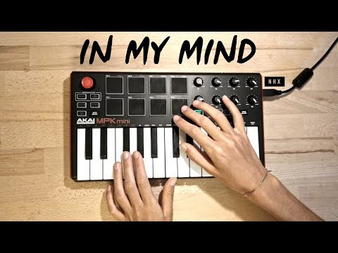 In My Mind - Dynoro & Gigi D'Agostino | Cover (Akai Mpk Mini Mk2)