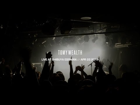 , title : 'Tomy Wealth - Blood Price / Ashes To Ashes Live at Shibuya Eggman (Masked Mansion 7)'