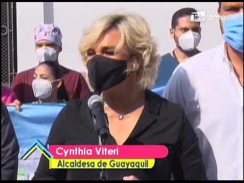 Brigada de médicos de Guayaquil viajará a Manabí para atención de pacientes con covid-19