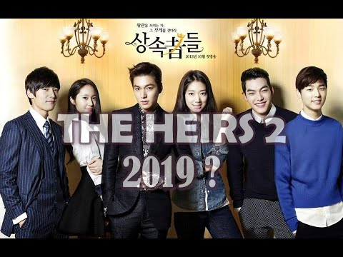 drama korea The Heirs2 2019 ?
