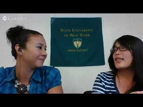 Hangout with the State University of New York at Brockport