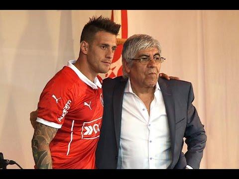 Il ritorno di German Denis all'Independiente