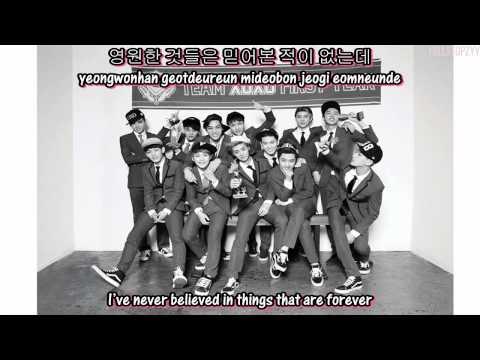 Tekst piosenki EXO - Black Pearl po polsku