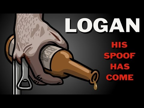 An Animated Logan Trailer Parody