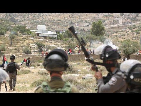 Αιματηρή διαδήλωση στη Γάζα