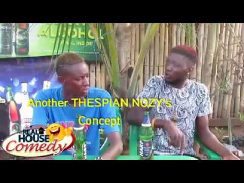 The Bar experience (Real House Of Comedy) (Nigerian Comedy)