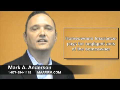 Texas Homeowners Insurance Lawyer | DFW Personal Injury Liability Attorney