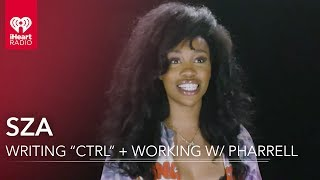 "Video SZA's Influences + Working with Pharrell on ""Ctrl"" 