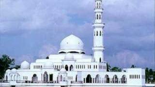 Athaan--sheikh Mishary B. Rashid Afasy