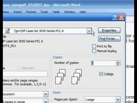 Create PDF files with doPDF