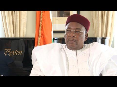 Niger wünscht sich mehr Hilfe von Deutschland