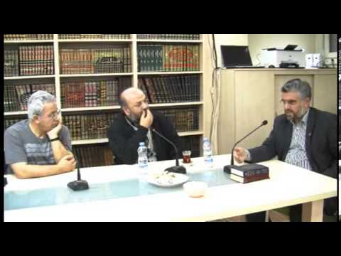 Edip Yüksel İhsan Eliaçık Abdülaziz Bayındır ve Ali Rıza Demircan buluşması. (видео)