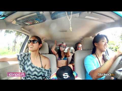 Filipina Beach Girls and the Philippine Surf Lifestyle