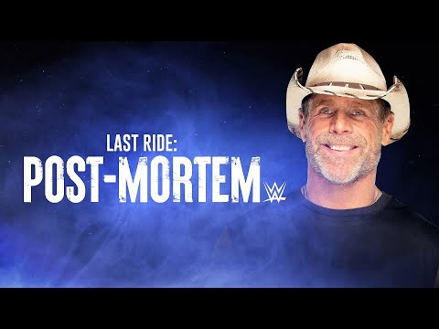 Shawn Michaels reacts to episode three of Undertaker's documentary: Last Ride Post-Mortem