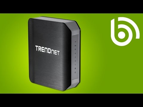 TRENDnet WiFi AC Network