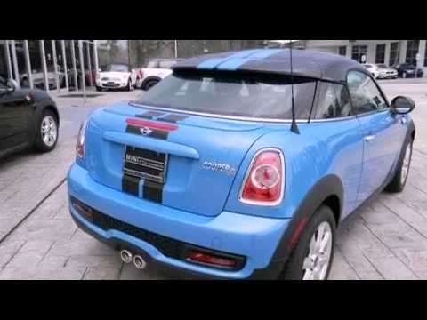 2013 MINI Cooper Coupe The Woodlands TX 77384