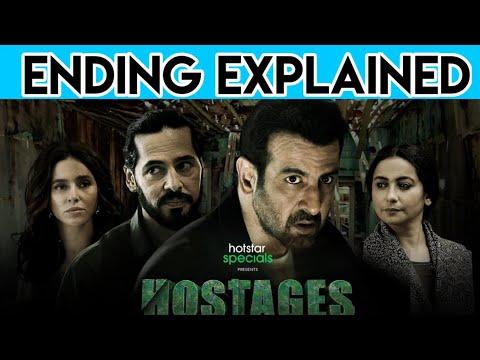 Hostages Season 2 Ending Explained | Hostages Season 2 Web Series Ending Explained | Disney+Hotstar