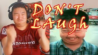 Video try not to laugh challenge indonesia part 2 MP3, 3GP, MP4, WEBM, AVI, FLV April 2019