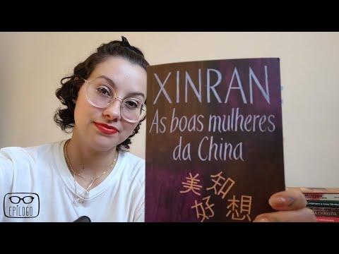 As boas mulheres da China (Xinran) - Epílogo Literatura