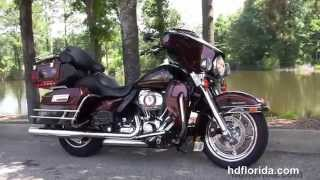 5. Used 2009 Harley Davidson Ultra Classic Electra Glide Motorcycles for sale