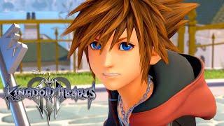 Kingdom Hearts III - 'Final Battle' Official Trailer